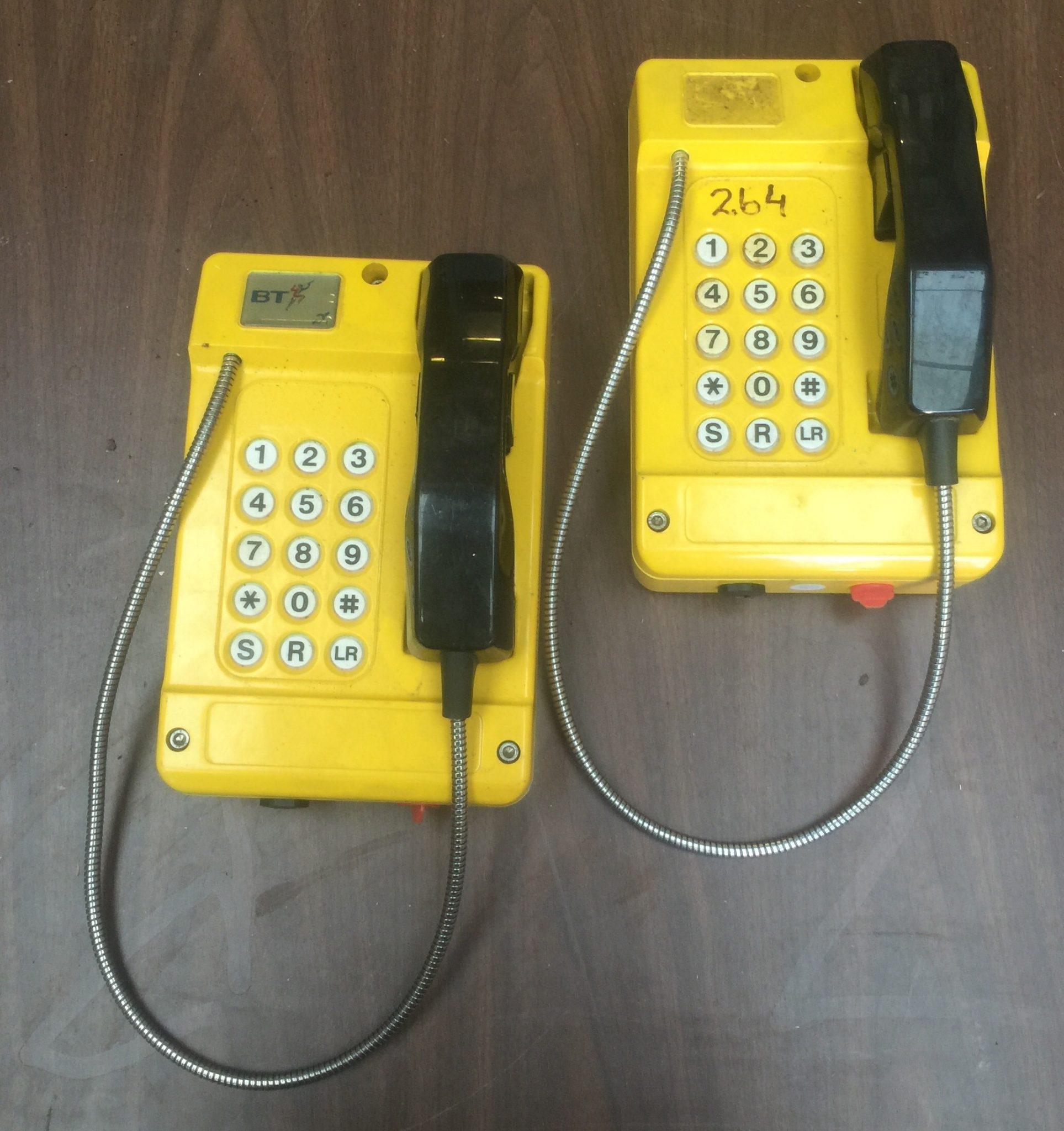 THAPP006 American payphone (repro) 1920s-1940s