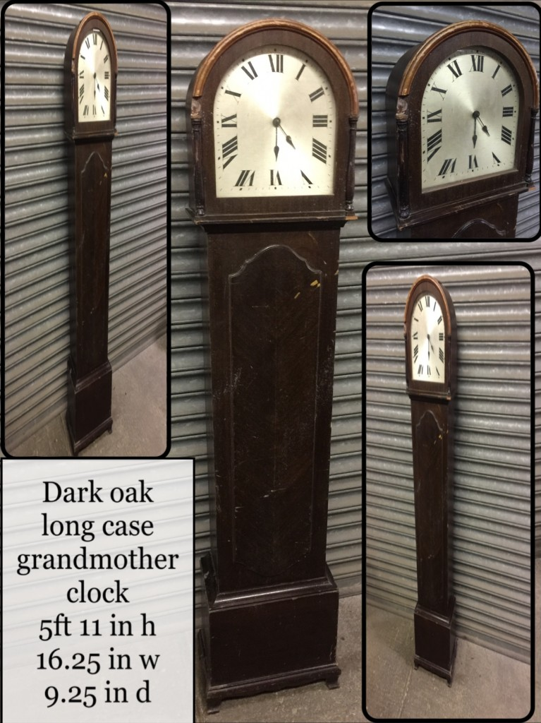 Thblcgmc001 Long Case Grandmother Clock 1 Trevor Howsam Limited