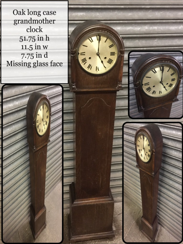 Thblcgmc002 Long Case Grandmother Clock 2 Trevor Howsam Limited