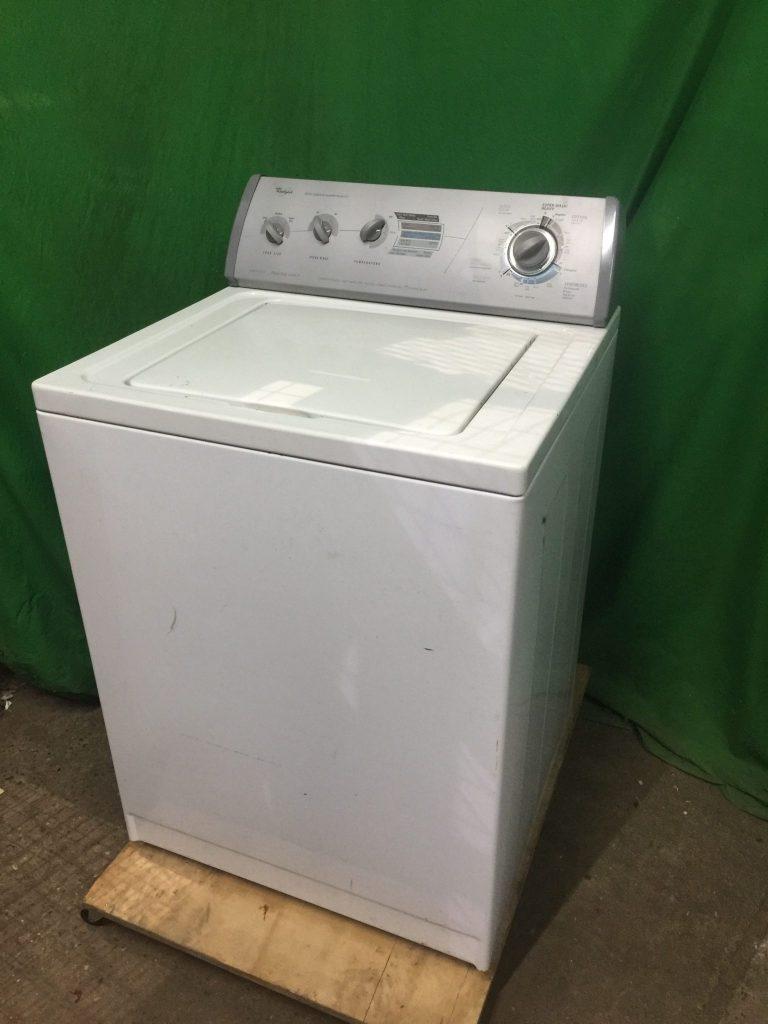 THBAWWM01 American whirlpool toploader washing machine • Trevor ...