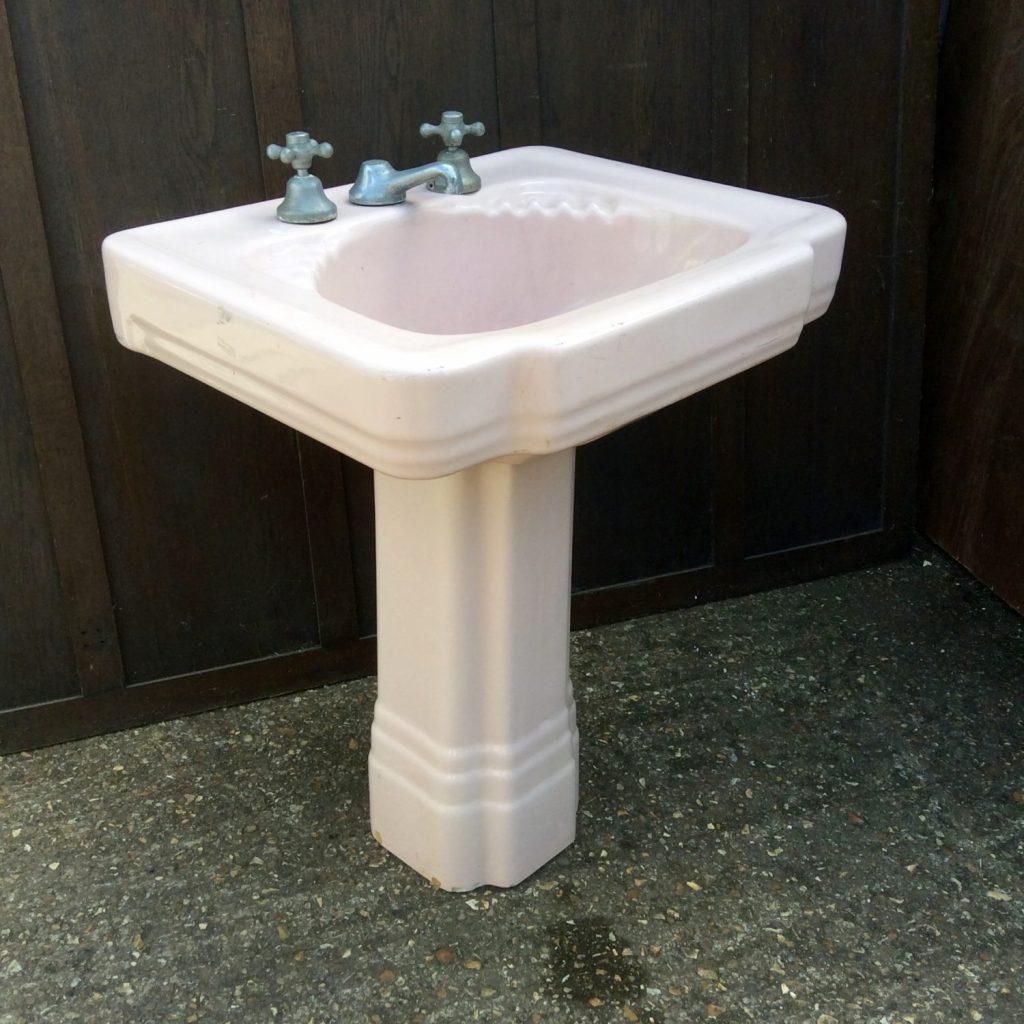 THBPTS02 toilet sink and bidet Deco • Trevor Howsam Limited