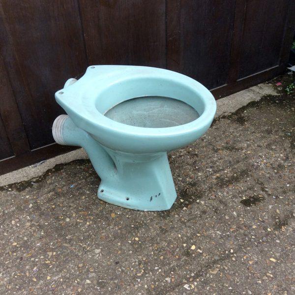 THBPBTS05 toilet sink set Pale blue • Trevor Howsam Limited